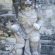 Sculpture in temple bali indonesia — Stock Photo #11651386