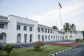Government house in dili east timor — Stock Photo