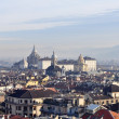 Turin view - Stock Photo