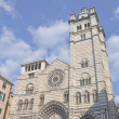 Stock Photo: San Lorenzo church, Genoa