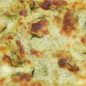 кабачки цукини омлет — Стоковое фото