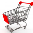 Shopping Concept. Shopping Cart - Stock Photo