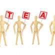Stock Photo: Teamwork Concept