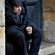 French homeless — Stock Photo #11511762