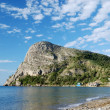 Stock Photo: Cosy bay of Crimea