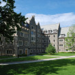 Campus of Princeton University in New Jersey — Foto Stock