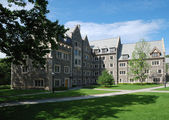 Campus of Princeton University in New Jersey — Stock Photo