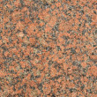 Surface of granite stone treated — Stock Photo