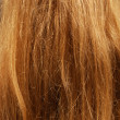 Close-up of natural fair hair — Stock Photo #11119400