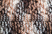 Background of knitted cloth. — Stock Photo