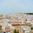 Panorama of Antequera — Stock Photo