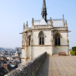 Chapel of castle in Amboise, France — Stock Photo