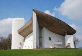 The Chapelle of Notre-Dame du Haut, Ronchamp — Stock Photo
