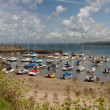 Boats at New quay harbour — Stock Photo #11900841