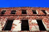 Ruined house-4 — Stock Photo