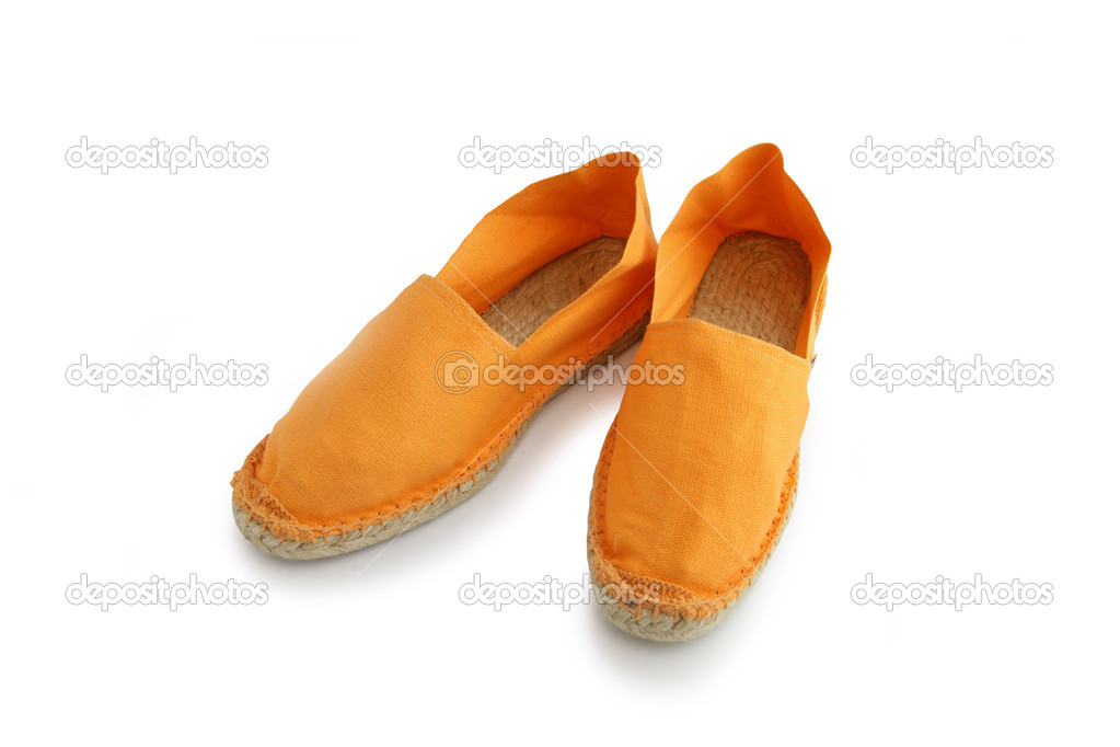 Hessian shoes — Stock Photo #10843598