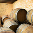 Wine barrels — Stock Photo #10851639