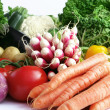Fresh vegetables — Stock Photo #10852367