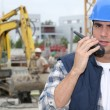 Construction Technician — Stockfoto #10882840