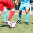 Football match — Stock Photo #10884160