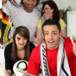 Germany fans — Stock Photo #10884416