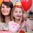 A birthday party — Stock Photo