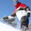 Snowboarder — Stock Photo #10899504