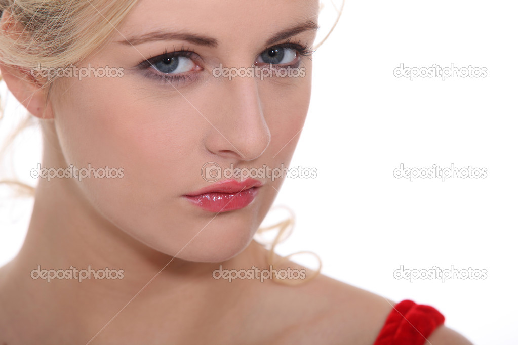 Pretty woman — Stock Photo #10892705