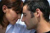 専用のカップル — ストック写真