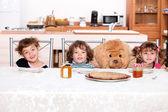 Child Snack — Stock Photo