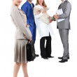 Different professions — Stock Photo