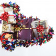 Christmas, presents — Stock Photo #10974492