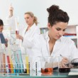 Experiment in the Laboratory — Stock Photo #11036738