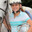 Polo Player — Stock Photo #11041852