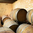 Wine barrels - Stockfoto