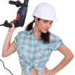Stockfoto: Need driller?