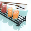 Four piece maki — Stock Photo