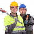 Workmen — Stock Photo
