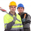 Stock Photo: Workmen