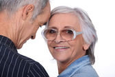 Example of true love — Stock Photo