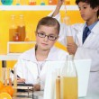 Kids in science lab — Stock Photo #11073929