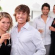 Party partners — Stock Photo #11075166