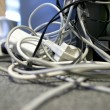 Messy cables — Stock Photo #11468033