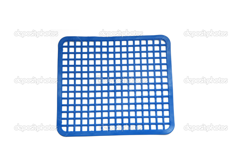 Plastic grid — Stock Photo #11468334
