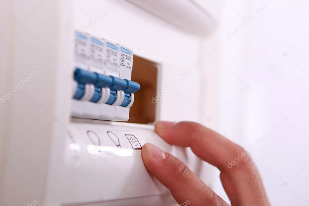 wall mounted fuse box stock photo © photography33 11468437 wall mounted fuse box stock photo 11468437