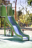 Playground slide — Stock Photo
