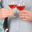 Glasses of wine — Stock Photo #11510744
