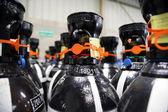 Gas vaten — Stockfoto