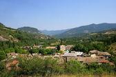 Peaceful village — Stockfoto