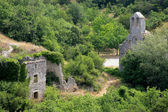 Landelijk dorp — Stockfoto